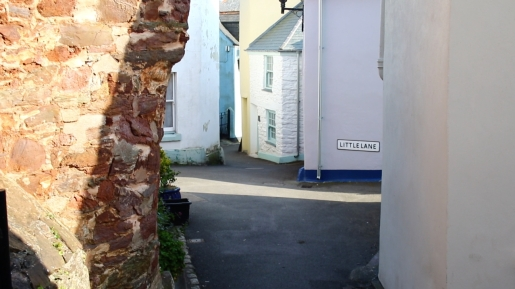 Streets in Kingsand